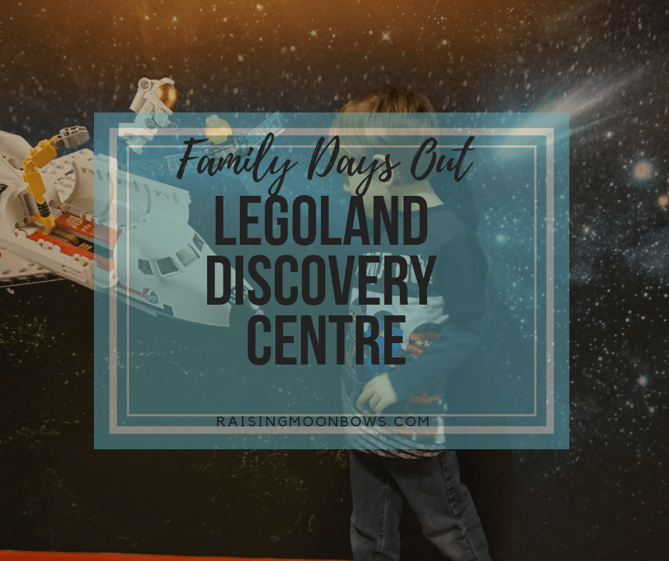 Family Days Out - Legoland Discovery Centre Manchester - fi