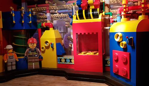 LegoLand Discovery Centre  Factory Tour