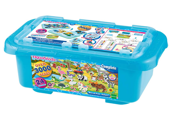 Kids Creative Gift idea Big Box of Aquabeads