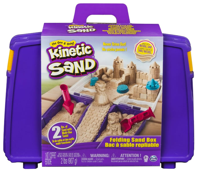 Kinetic Sand Case