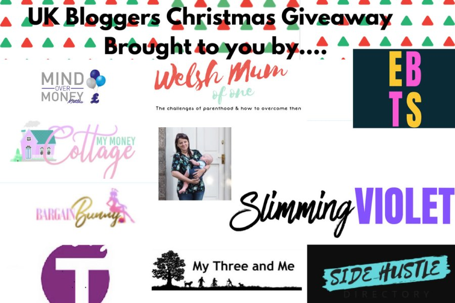 UK Blogger Xmas Giveaway 2