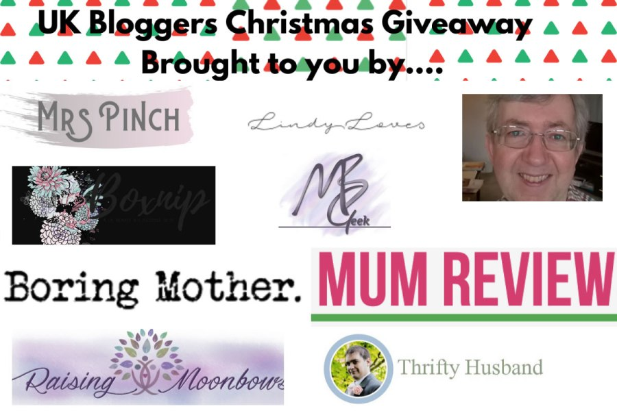 UK Blogger Xmas Giveaway 6