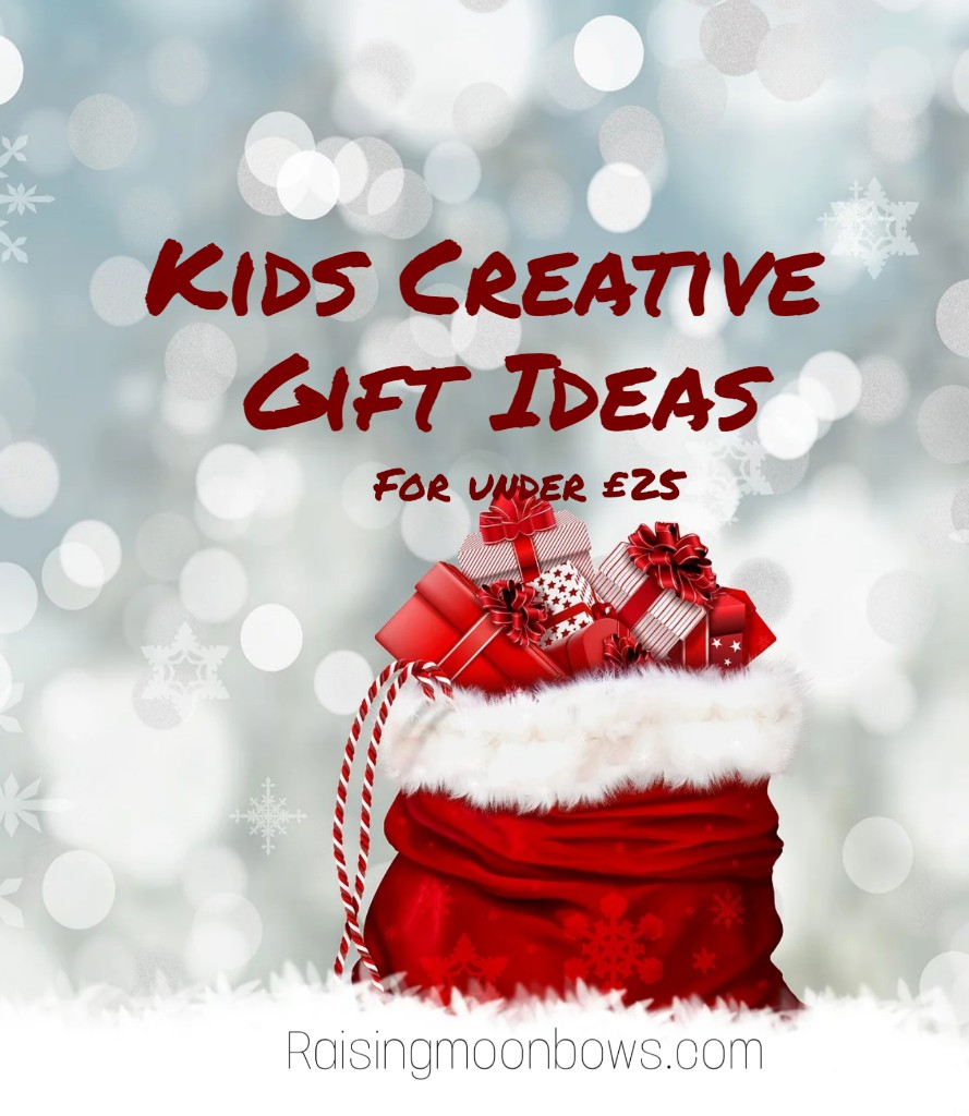 Kids creative gift ideas