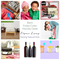 Natural Living Deals: Black Friday - Cyber Monday