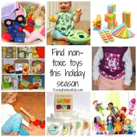 Green Toys, Safe Toys and Toys Made Close to Home