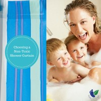 Choosing a Non-Toxic Shower Curtain