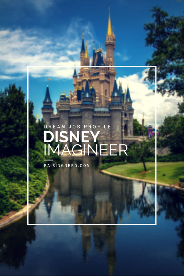 How to Become a Disney Imagineer- Does your kid dream of working at Disney World or Disneyland someday? Learn from Disney Imagineer, Matt Conover, to find out how he followed his dreams and landed the ultimate dream job.