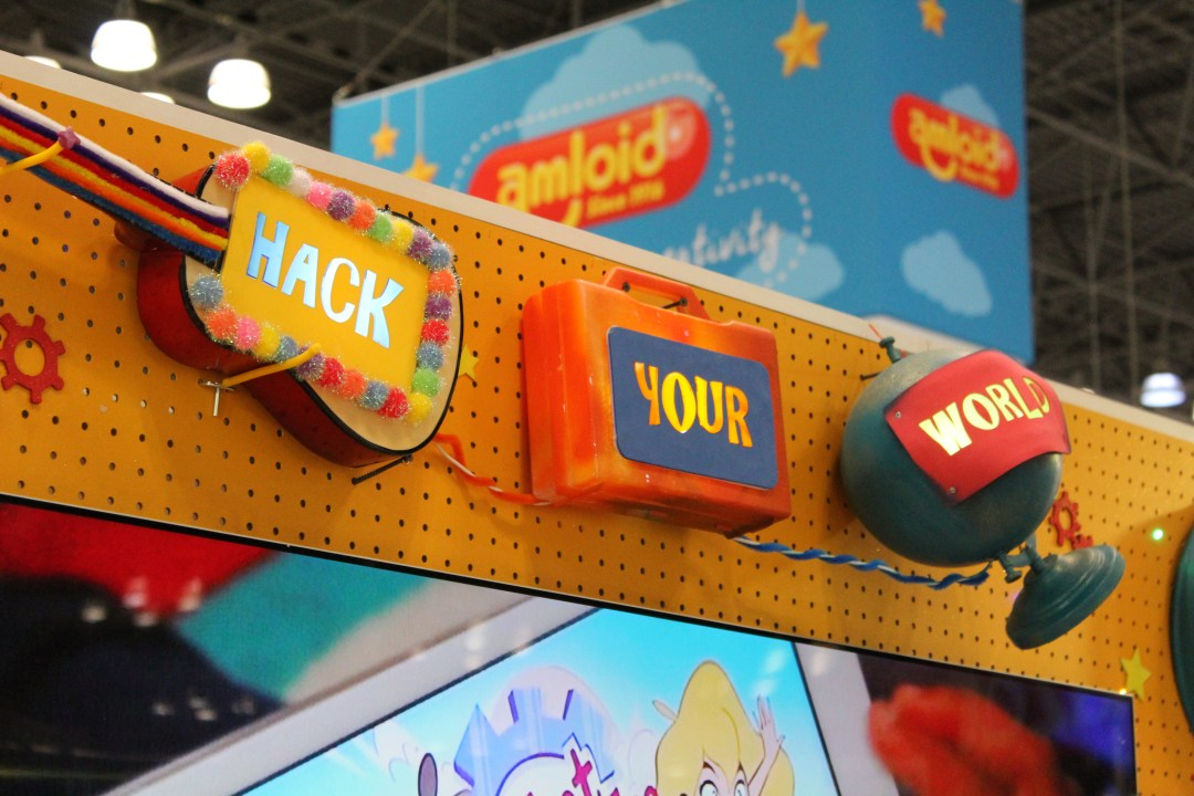 Nerd toys continue to trend at the 2017 New York Toy Fair.