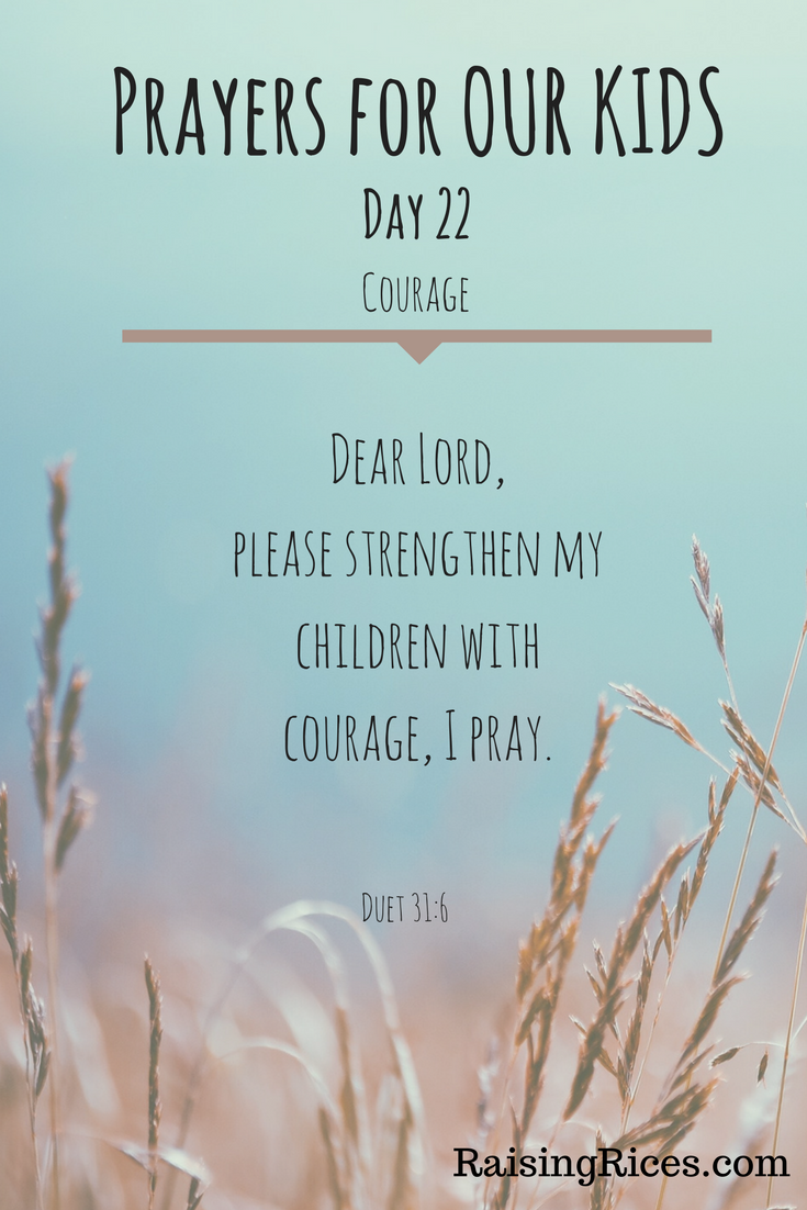 April - Prayer day 22