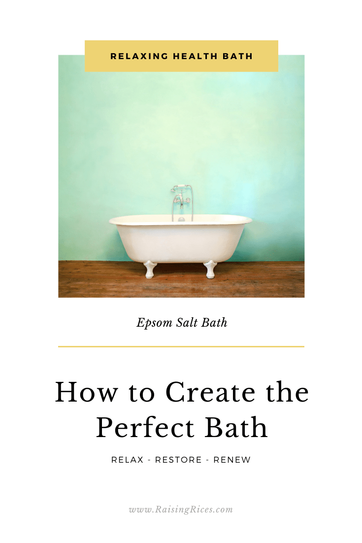 Epsom Salt Baths – Worth it?