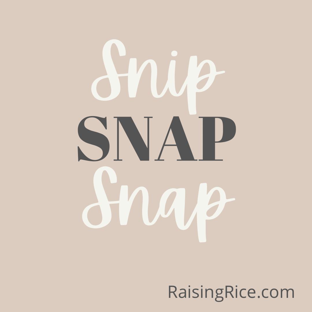 Snip-Snap-Snap