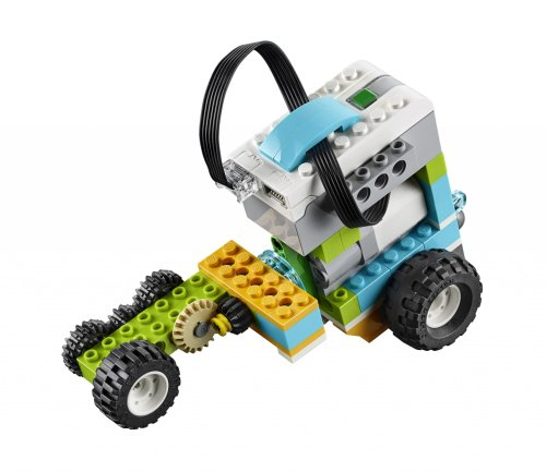 LEGO® Education WeDo 2.0 geared robot