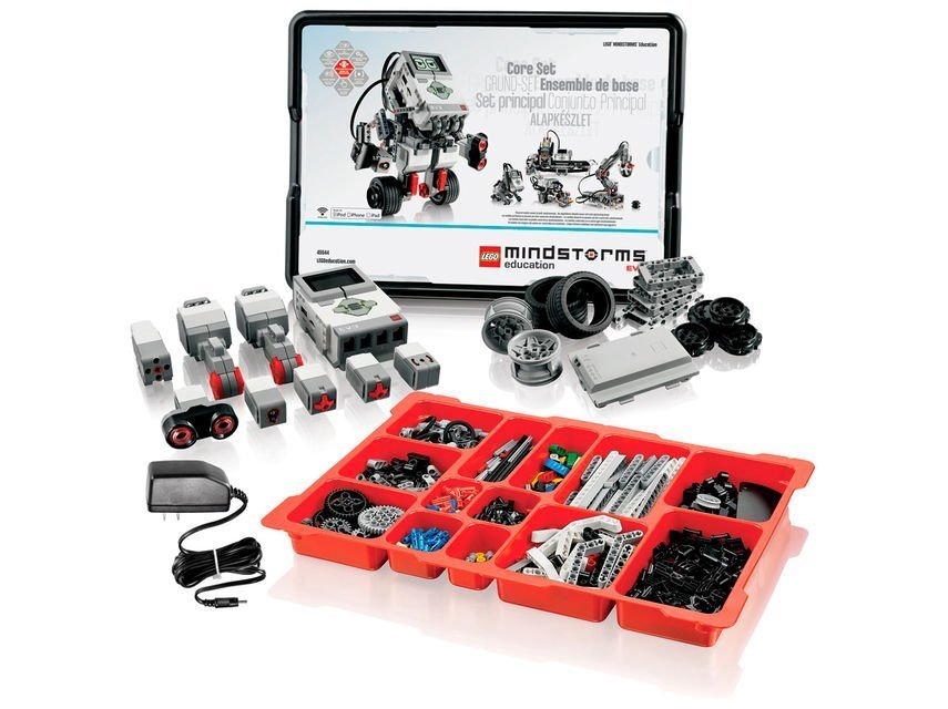 core char - Why LEGO Education MINDSTORMS EV3?