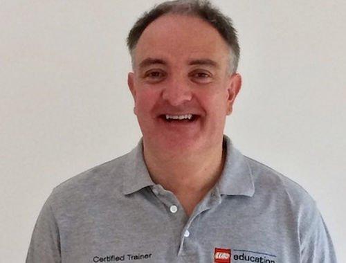 John Pinkney - LEGO® Education Academy Certified Trainer