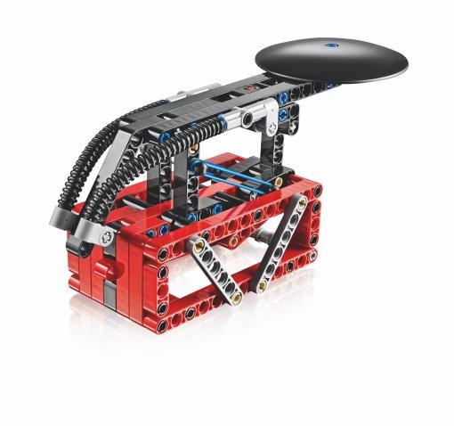 LEGO® MINDSTORMS® Education EV3 Space Challenge rocket launcher