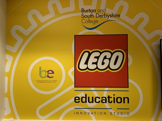 IMG 0408 - An amazing LEGO Education Innovation Studio!