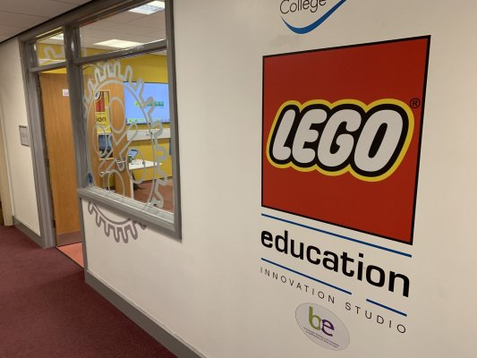 IMG 0434 533x400 - An amazing LEGO Education Innovation Studio!