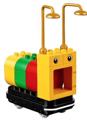 Coding Express - Raising Robots - LEGO Education SPIKE Prime, MINDSTORMS, BricQ and WeDo 2.0