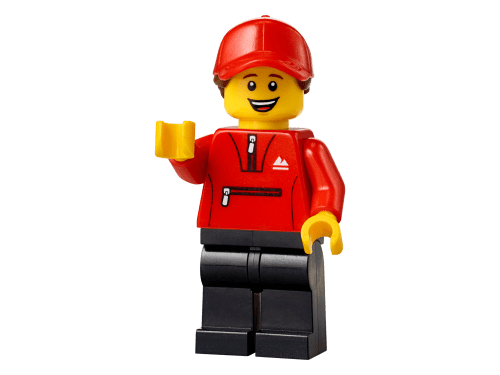 45401 Minifig 01 3 - LEGO® Education BricQ Motion Essential Set (Primary) - with optional Personal Learning Kit