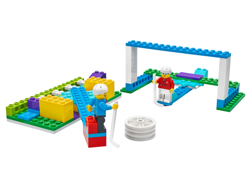 45401 ModDetail 14 - LEGO® Education BricQ Motion Essential Set (Primary) - with optional Personal Learning Kit