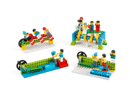 45401 ModDetail 224 - LEGO® Education BricQ Motion Essential Set (Primary)