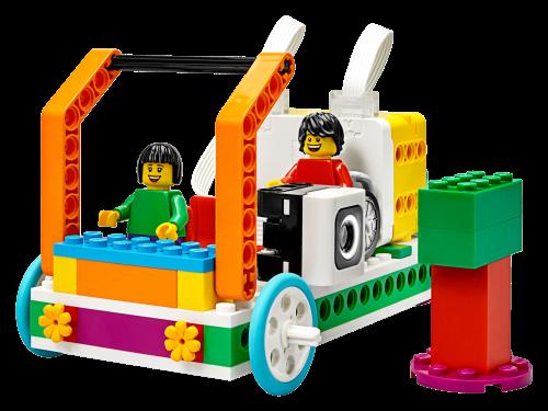 45345 Model U3L6 01 - LEGO® Education SPIKE™ Essential
