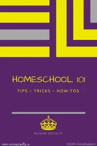 Homeschool 101: Bring them home