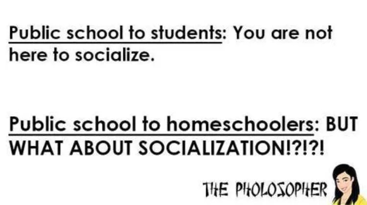 Do kids get to socialize in public school? As one of the frequently asked questions about homeschooling, socialization concerns are easier to handle at home than at school.