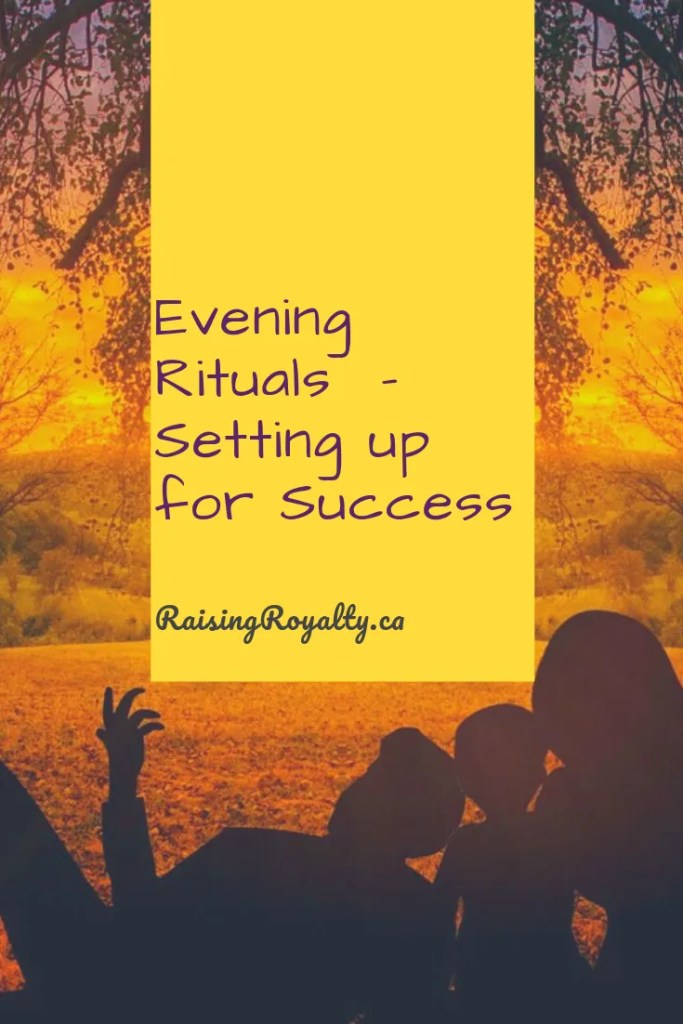 Having evening routines reaps amazing benefits. From improved creativity to better sleep, prepare for success with a bedtime ritual.