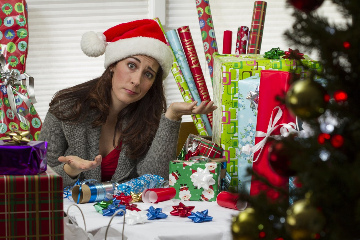6 Things Every (Frazzled) Mom Does During the Holidays