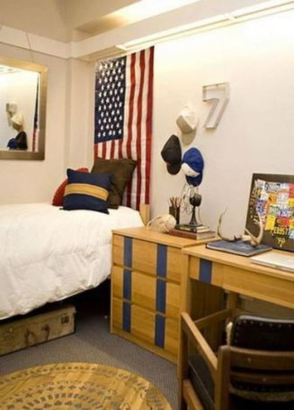 20 No Fuss Dorm Rooms For Guys Raising Teens Today