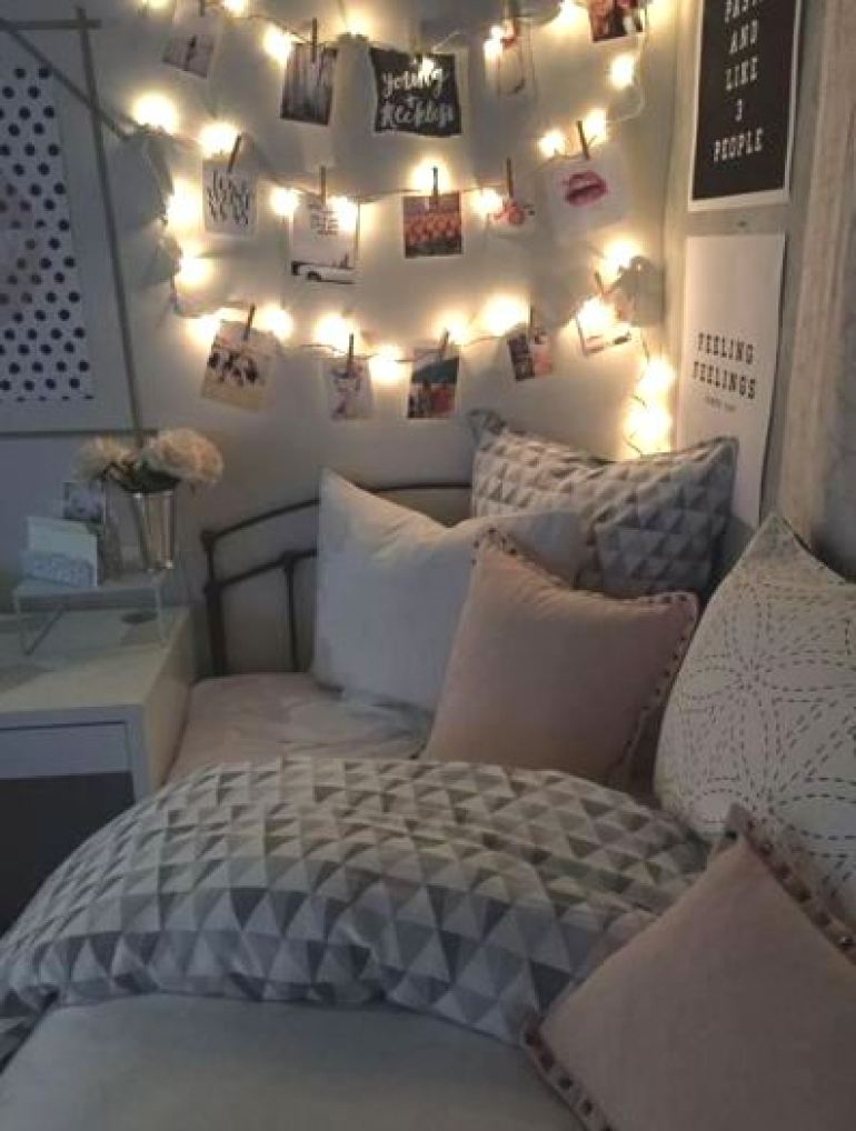 11 Ways To Make The Most Of Your Dorm Room: 16 Simple Ways To Make Your Dorm Room Feel Like Home