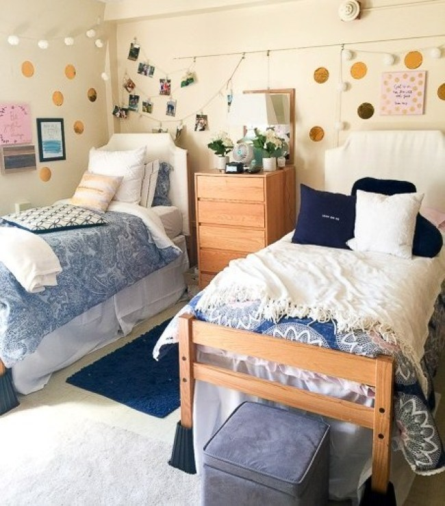 28 Super Cute Dorm Rooms To Get You Totally Psyched For College Raising Teens Today