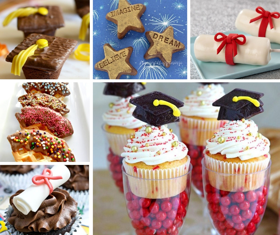 Best Graduation Party Desserts