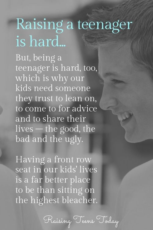 26 Best Quotes About Parenting Teenagers - Raising Teens Today