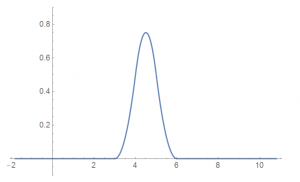 Density of a sum of three observations