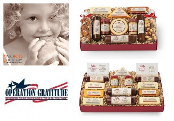 Hickory Farms operation gratitude