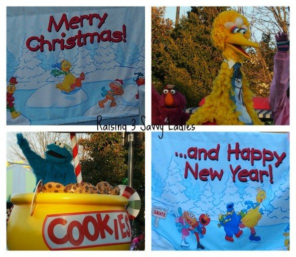 sesame place 2 Collage
