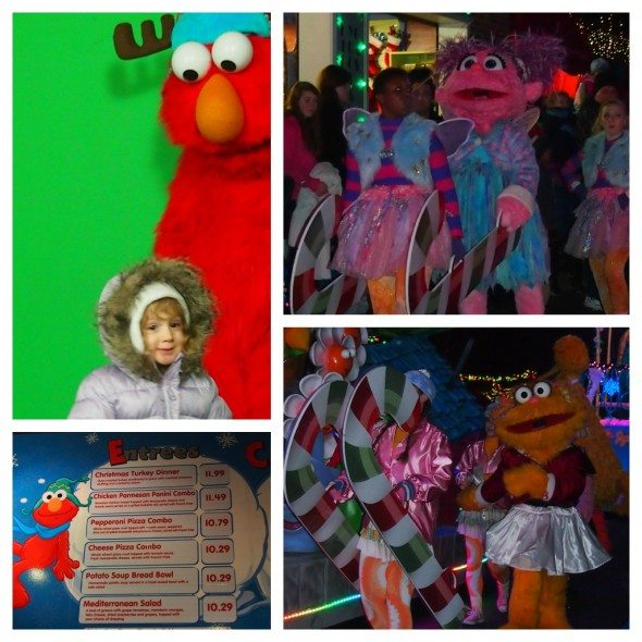 sesame place 3 Collage