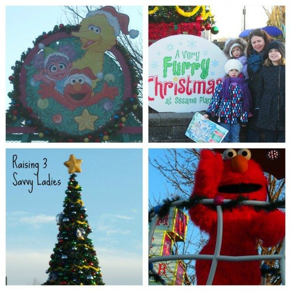 sesame place  Collage