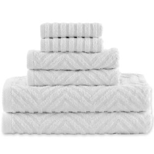 Happy Chic by Jonathan Adler Bath Collection 6 pc. towel set