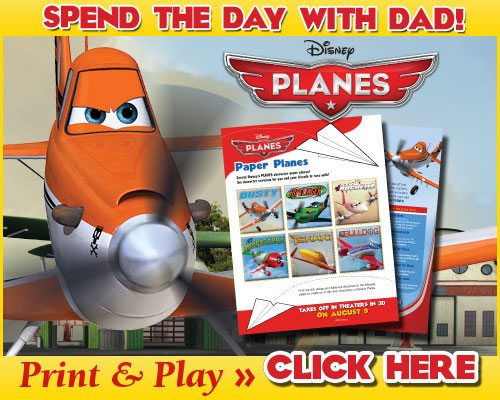 Download Spend the day with dad! Father's Day Activities