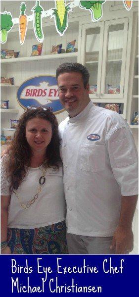 Birds Eye Chef Michael Christiansen
