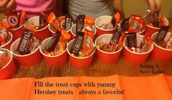 Celebrate with Hersheys