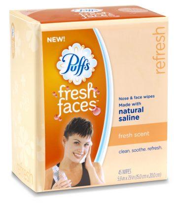 Fresh Faces Fresh Scent