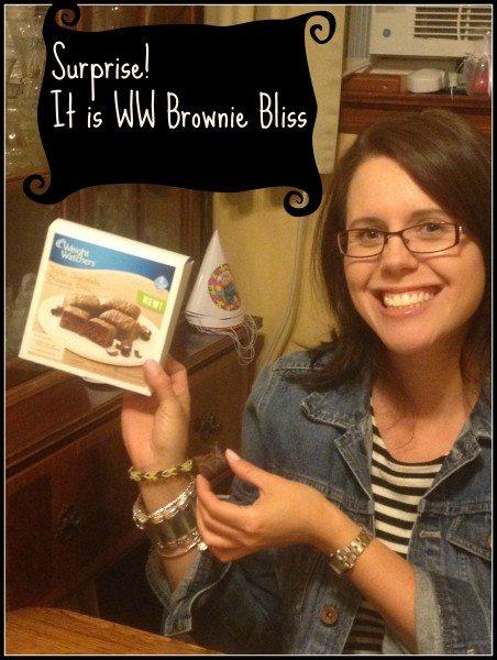 a ww brownie