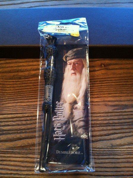 Dumbledore Pen Wand