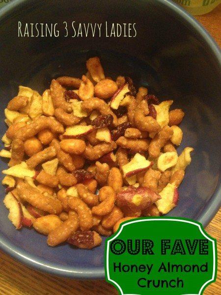 Boxtera Honey Almond Crunch