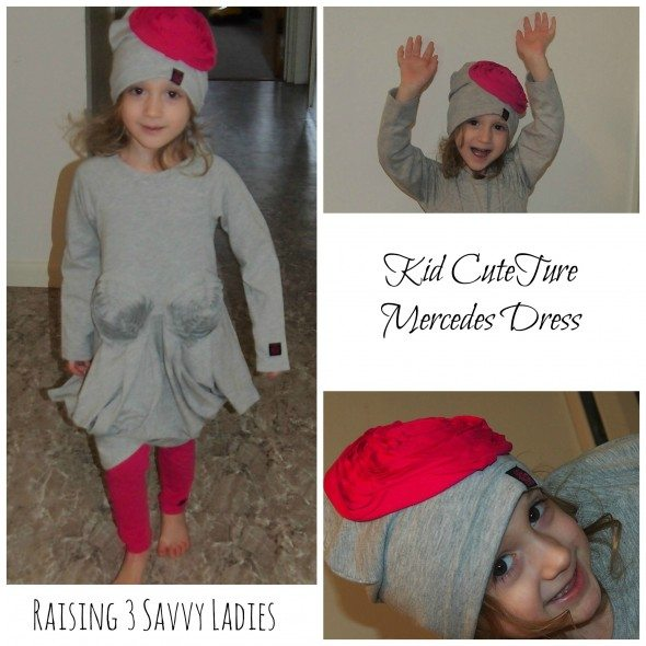 Kidcuteture Dress Giveaway - Raising 3 Savvy Ladies