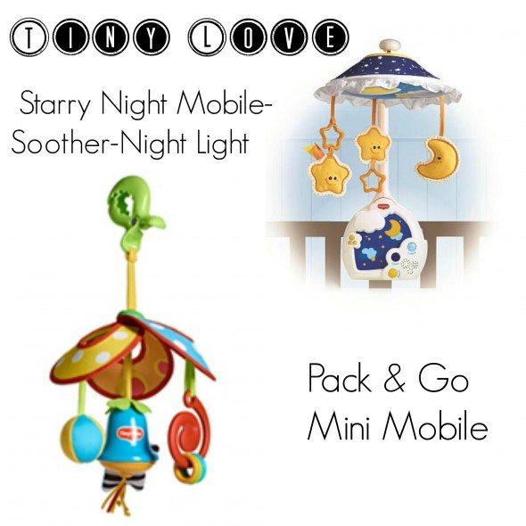 tiny love mobile